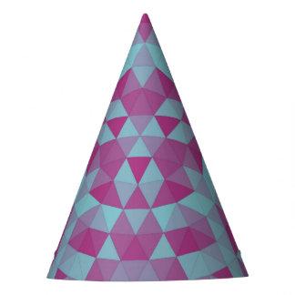 Mandala 2 van de driehoek feesthoedjes