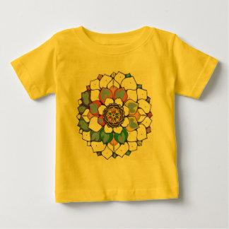 mandala baby t shirts