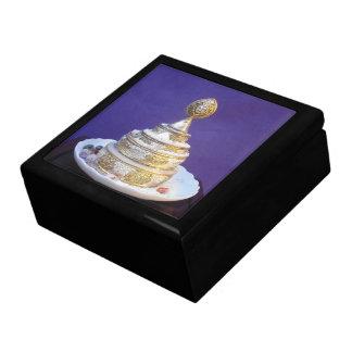 Mandala die de Doos van de Gift aanbieden Decoratiedoosje