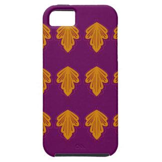 Mandalasgoud van de wijn tough iPhone 5 hoesje