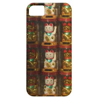 Maneki-Neko, Gelukkige kat, Winkekatze Barely There iPhone 5 Hoesje