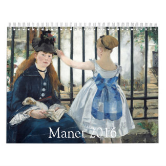 Manet 2016 kalender