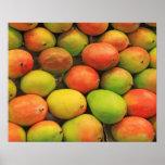 Mango's, Spanje, Catalonië, Barcelona, La Boqueria Plaat