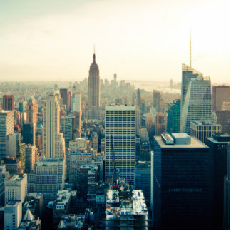 Manhattan Foto Beeldjes