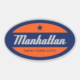 *Manhattan Sticker