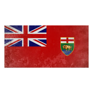 Manitoba Poster