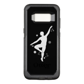 Mannelijke Danser met Sterren OtterBox Commuter Samsung Galaxy S8 Hoesje