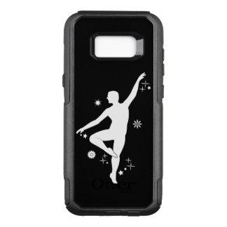 Mannelijke Danser met Sterren OtterBox Commuter Samsung Galaxy S8+ Hoesje