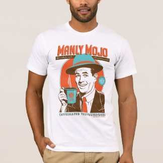 Mannelijke Koffie Mojo T Shirt