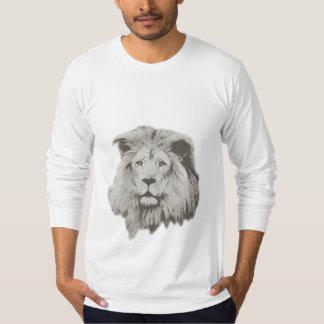 Mannelijke Leeuw T Shirt
