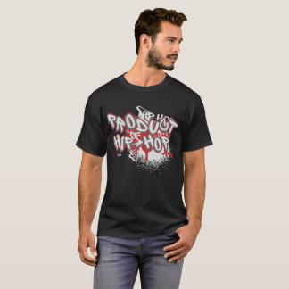 Mannen Graffiti: Product van Hip Hop Streetwear T Shirt