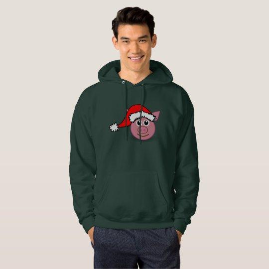 mannen hoodie hoody sweatshirt met een kap van het