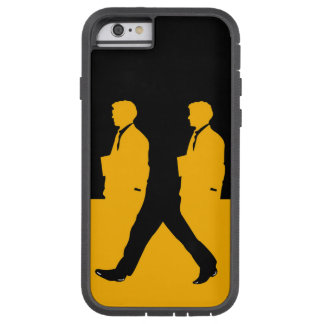 MANNEN IN GEEL TOUGH XTREME iPhone 6 HOESJE