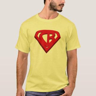 Mannen Kapitein Boris T-Shirt