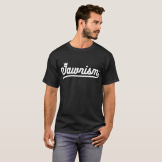 Mannen Streetwear: Gemerkte Jawnism T Shirt