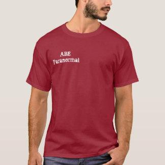 Mannen T-shirt - de Tekst van de Zak