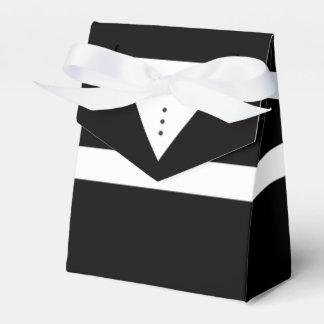 Mannen Tux - de Smoking van de Bruidegom of Bedankdoosjes