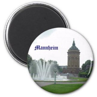 Mannheim Ronde Magneet 5,7 Cm