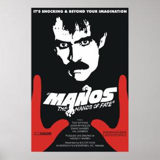 Manos: De handen van het Lot Poster