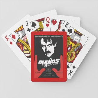 Manos: De handen van het Lot Speelkaarten