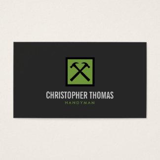 Manusje van alles, Timmerman, Logo II van de