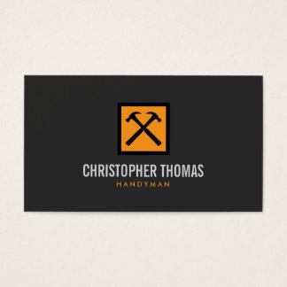 Manusje van alles, Timmerman, Logo II van de Hamer