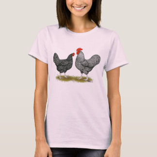 Marans:  Het Paar van de koekoek T Shirt