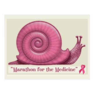 Marathon voor de Geneeskunde Briefkaart