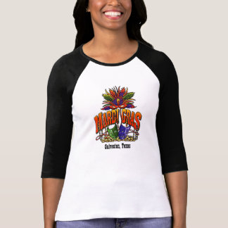 Mardi Gras Galveston Texas T Shirt