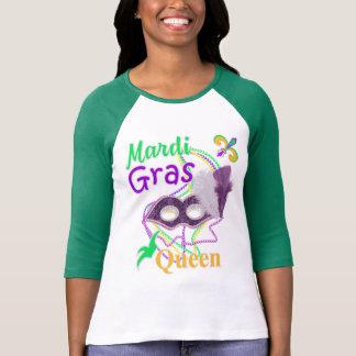 Mardi Gras het Kostuum van de Viering van de Pret T Shirt