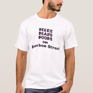 Mardi Gras op Bourbon T Shirt