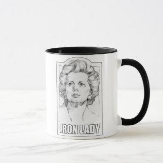 Margaret Thatcher - de mok van de Dame van het