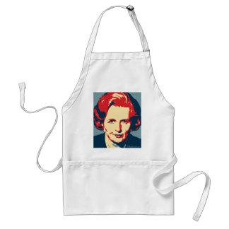 Margaret Thatcher - Ijzer: Schort OHP