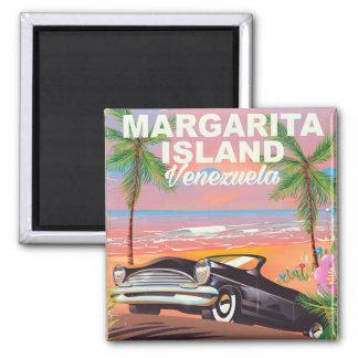 Margarita Island - de reisposter van Venezuela Magneet