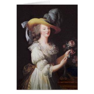 Marie Antoinette Briefkaarten 0