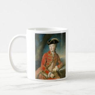 Marie Antoinette in de Kledij van de Jacht door Koffiemok