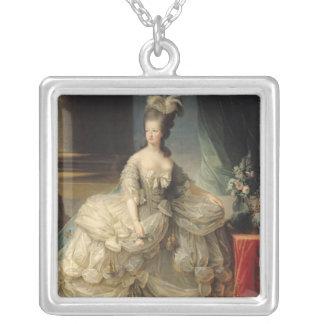 Koningin marie antoinette ketting koningin marie antoinette hangertje koningin marie - Stijl van marie antoinette ...