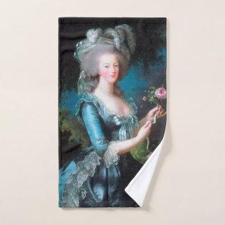 Marie Antoinette Portrait Bad Handdoek