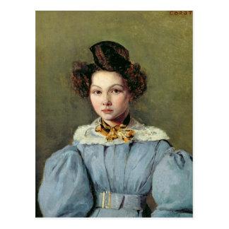 Marie Louise Sennegon, 1831 Briefkaart