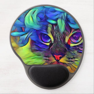 Marilyn Kitty Mouse Pad Gel Muismat