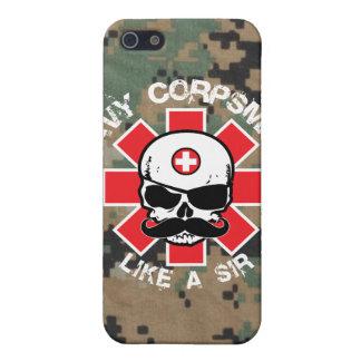 Marine Corpsman - zoals de Heer iPhone 5 Covers