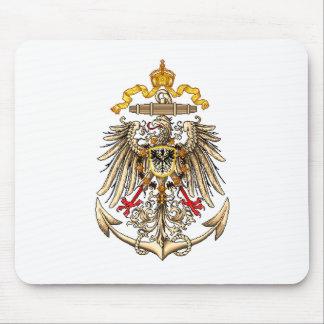 Marine die van Kaiserliche - de weer instellen Muismat
