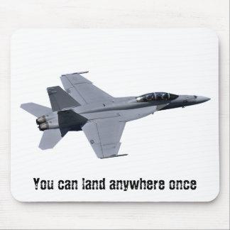 Marine F-18 Super Horzel Mousepad van de V.S. Muismat
