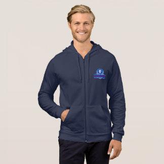 marine hoodies met het logo van het Huis van de