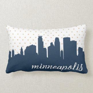 marine Minneapolis, de stip van Mn Lumbar Kussen