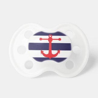 Marine & Rood ZeevaartPatroon Fopspeen