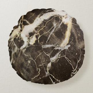 Marmeren-abstract Expressionisme door Shirley Rond Kussen
