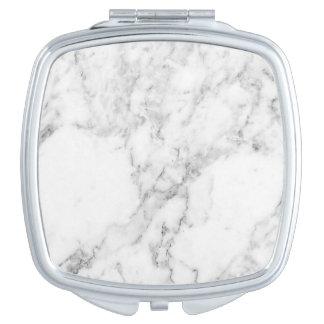 Marmeren Compacte Spiegel Make-up Spiegeltjes