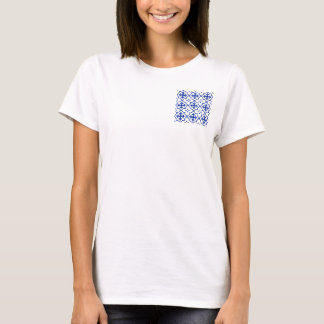 Marokkaans Blauw T Shirt