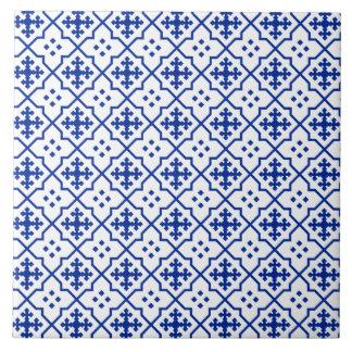 Marokkaans Blauw Tegeltje